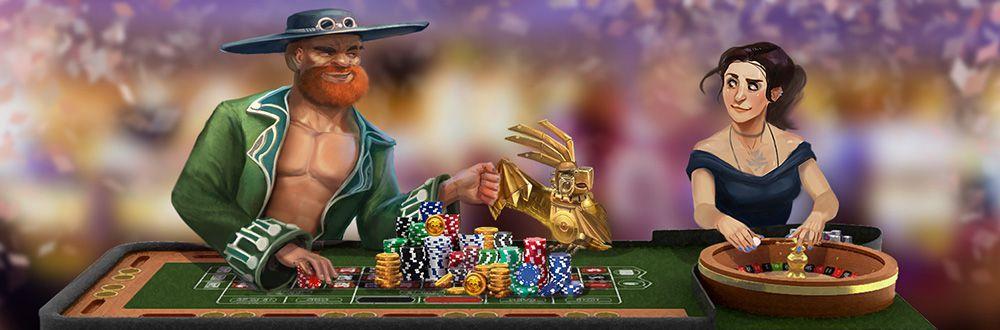 Настольные игры Колумбус казино